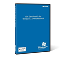 Microsoft GGK Windows XP Professional Retail Lic BOX DVD 9PF-00084