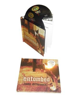 Entombed - Same difference 2-CD Digibook