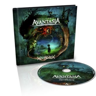 AVANTASIA Moonglow CD DIGIBOOK