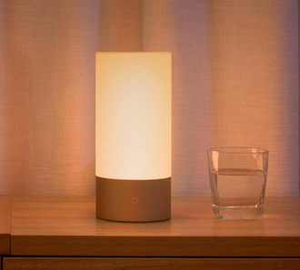 Лампа 10Вт Xiaomi Yeelight Bedside Lamp white белая