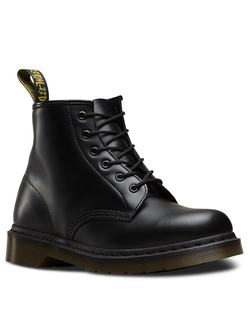 Ботинки Dr. Martens 101 SMOOTH HF черные