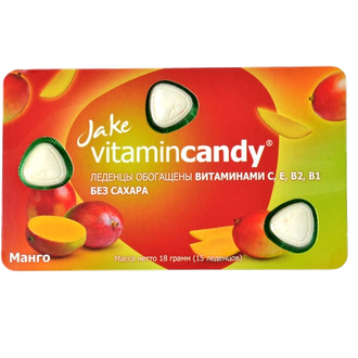 Jake Vitamin Candy Манго