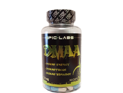 EPIC LABS DMAA 70MG (90 КАПСУЛ)