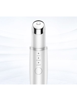 Массажер для глаз и губ Xiaomi TOUCHBeauty multifunctional eye beauty instrument белый
