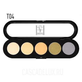 Тени для глаз Make-up Atelier Paris Т04