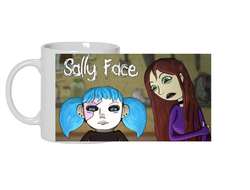 "Кружка ""Sally face"" №13"