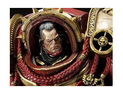 КОЛЛЕКЦИОННАЯ статуя 1/3 scale Warhammer 40,000: Dawn of War III - Gabriel Angelos - Premium Masterline PMWH40K-01 - Prime 1 Studio