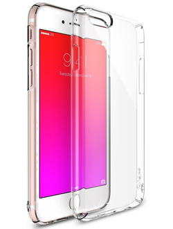 Чехол на Apple iPhone 6S Plus, Ringke серия Slim, цвет прозрачный (Clear)