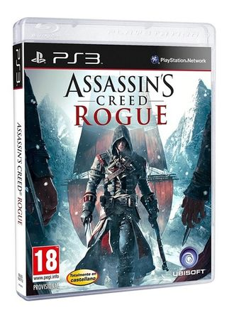 игра для PS3 Assassins Creed: Rogue