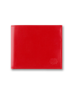 Портмоне QOPER Bifold red