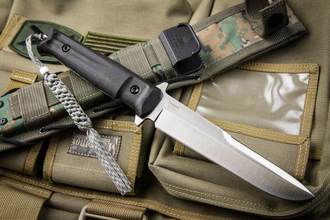 Нож Trident D2 Satin серии Tactical Echelon