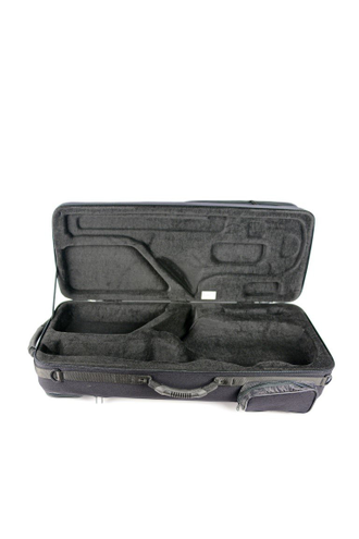 TREKKING TENOR SAX CASE (BLACK, NAVY BLUE)