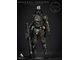 Hanroku Trooper Deluxe Black (Salt Black Edition) ACTION FIGURE - GREEN WOLF GEAR