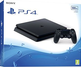 Sony Playstation 4 Slim 500гб