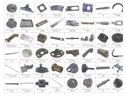 Spare Parts for Purlux Folding Parts