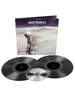 DEEP PURPLE - WHOOSH! 2-LP+DVD