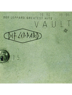 Def Leppard - VAULT:GREATEST HITS 1980-1995 2-LP