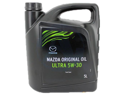 Масло моторное MAZDA ORIGINAL OIL ULTRA 5W-30 5л 830077992