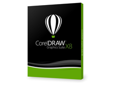 CorelDRAW Graphics Suite X8 RU BOX CDGSX8RUDP