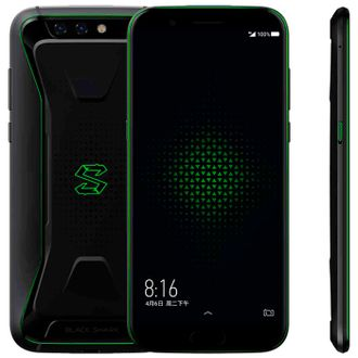 Смартфон Xiaomi Black Shark 6/64gb black (Global version)