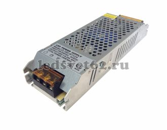 Блок питания 24v IP20 150w ULTRA SLIM