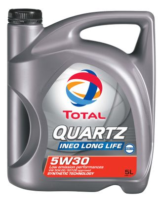 TOTAL QUARTZ INEO LONG LIFE 5W-30, 5л.