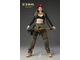 Керр Коллекционная ФИГУРКА 1/6 scale Action Figure FLECKTARN WOMEN SOLDIER VCF-2050 VERYCOOL