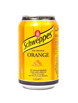Газировка Schweppes Orange