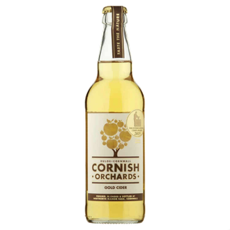 Gold Cider, Cornish Orchards 0,5 л.