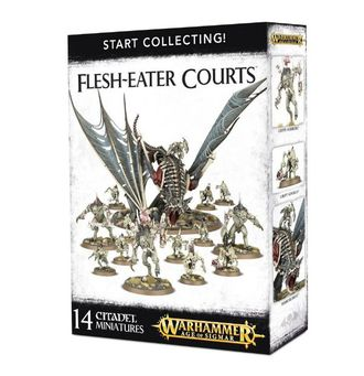 Warhammer: Start Collecting! Flesh-Eater Courts