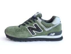 Кроссовки New balance 574 Green\Black