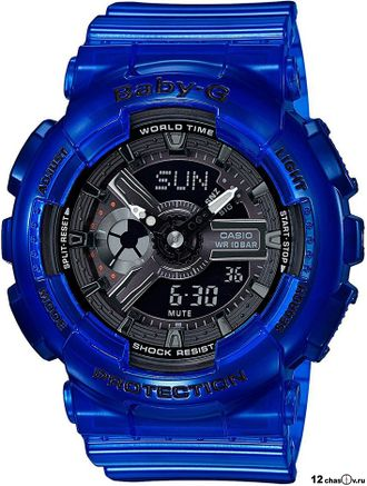Часы Casio Baby-G BA-110CR-2A