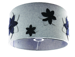 Абажур SIA FLOWER CYLINDER LAMP SHADE SM