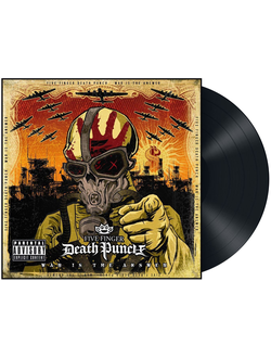 FIVE FINGER DEATH PUNCH War is the answer LP