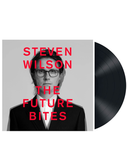 Steven Wilson - THE FUTURE BITES LP