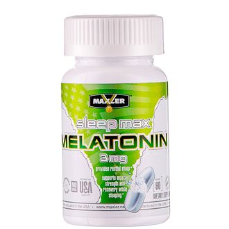 Melatonin Sleep Max 60 tabs