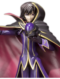 Фигурка Лелуш Ламперуж (Lelouch Lamperouge)