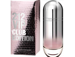 Женский парфюм Carolina Herrera 212 VIP Club Edition