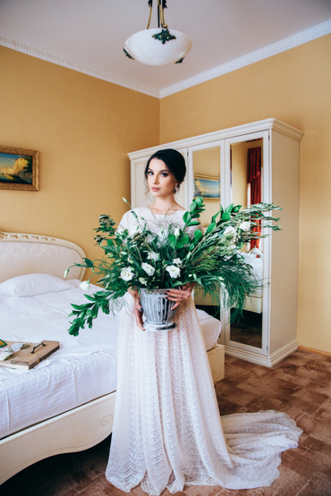 Будуарное платье Валери http://boudoir-wedding.ru/products/valeri Фото Виталий Боровиков