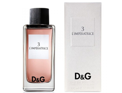 Dolce & Gabbana Anthology 3 L'Imperatrice 100мл