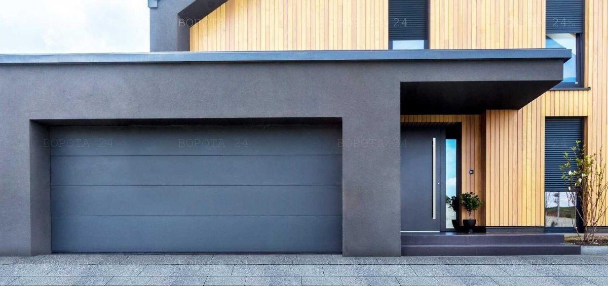 proizvodstvo garazhnyih vorot - izgotovlenie vorot na garazh
