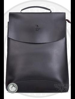 8a481a9ed281 Кожаные рюкзаки Mapo и Kokosina от Bagcom