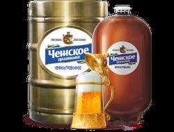 Чешское нефильтрованное (ПЗ Бочкари), 1 л