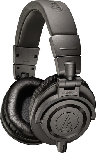 Audio-technica ATH-M50X MG в soundwavestore-company.ru
