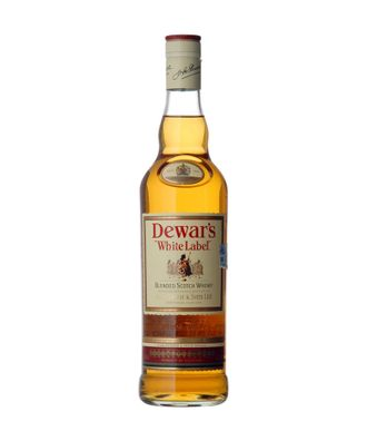 "Виски (Скотч) ""Dewars"" White Label (Шотландия) 0.5 л."