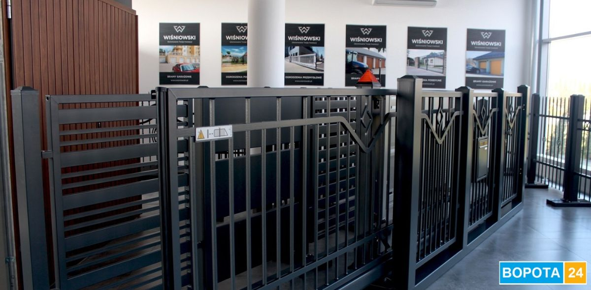 Различные серии автоматических ворот для дома - выставочные салоны - Одесса - Харьков - Днепр - Киев
