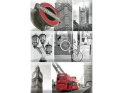Декор Composicion London Calling D 15х22.5
