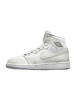 Jordan 1Heiress White 832596-100