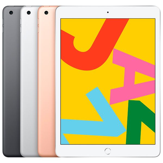 Планшет Apple IPad 2019 128Gb Wi-Fi + Cellular Space Gray