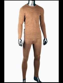 Термокостюм из 100 % верблюжьей шерсти
